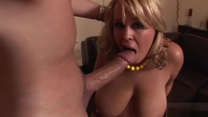 Big boobs blonde Brandy Talore goes in for hard sex HD