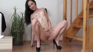 Very hot czech slut Vanessa Decker really likes plowing hard