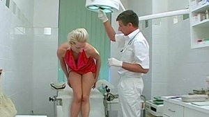 Nice doctor rides a hard dick