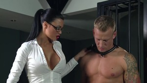 Big tits asian mistress has a thing for fetish BDSM