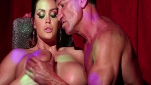 Rough fucking starring tall babe Alison Tyler