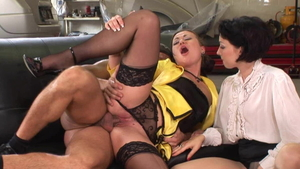 Tight girl pounded by George Uhl