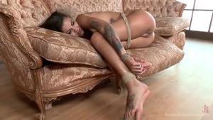 Bonnie Rotten wishes for BDSM in HD