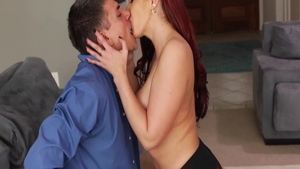 Hard pounding with large tits MILF Kelly Divine