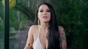 Orgy with Kissa Sins and Lena Paul