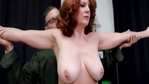 Cory Chase escorted by big tits Andi James