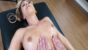 Hard nailing in company with Cherie Deville & herie Deville