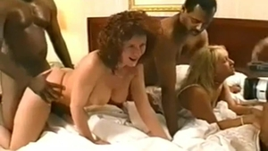 Cuckholding at the party alongside big boobs amateur