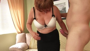 MILF banging getting smashed very nicely