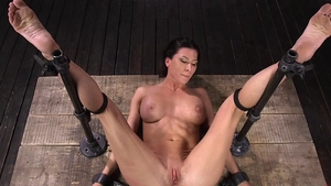 Amazing Ariel X BDSM at the party