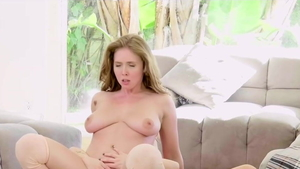 Raw fucking together with Carter Cruise & Lena Paul