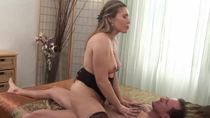Super hot and big butt Evelina Marvellu fucked all the way