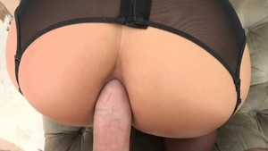 POV real sex together with perfect stepmom Phoenix Marie in HD