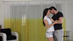 Spanish blowjobs in shower in HD