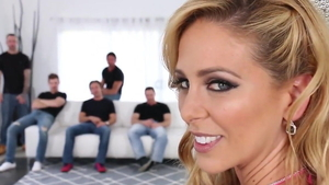 Hardcore nailing with stepmom Cherie Deville