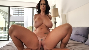 Very hawt brunette Ava Addams feels like fucking