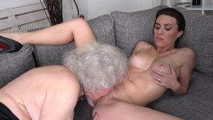Young brunette Tiffany Doll fetish finds dick to fuck HD