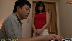 Big tits japanese MILF has a soft spot for bondage in mask HD