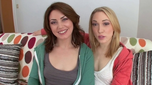 Sloppy fucking accompanied by star Lily Labeau in HD