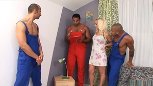 Very sexy stepmom enjoys greatly nailed rough in HD