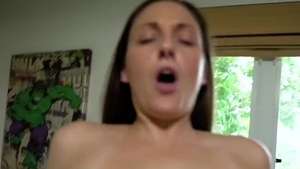 Ass pounded video along with big tits fetish Melanie Hicks