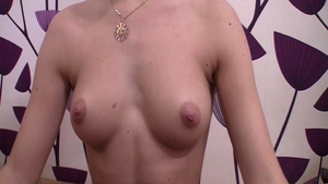Crazy czech pussy fuck at the castings