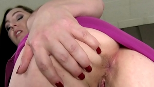 Hardcore sex with sexy mature