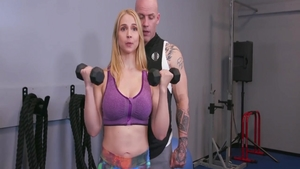 Big butt Sarah Vandella feels in need of hardcore sex