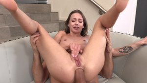 Big ass Jada Stevens has a soft spot for pussy sex in HD