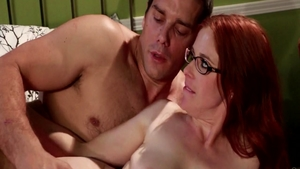 Ass pounding scene alongside passionate experience Penny Pax