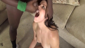 Anal double sex tape starring glamour experience Bobbi Star