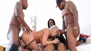 Super sexy chick London RIver feels in need of ramming hard HD