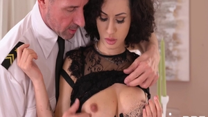 Fingering with Crystal Clear and Stacy Bloom