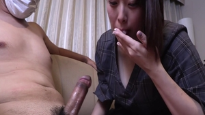 Pussy eating in Tokyo big butt asian