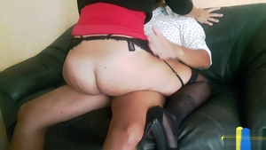 Sex together with big butt amateur