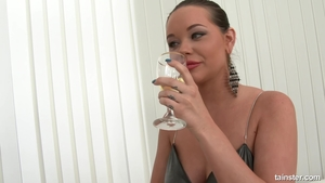 Fetish good fuck together with huge boobs stepmom