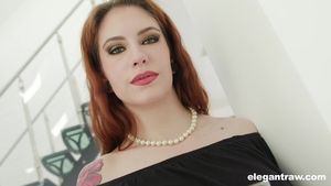 Nailing escorted by inked mature Anna De Ville