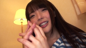 Hairy asian brunette has a thing for censored sex scene HD