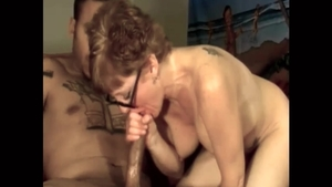 Pussy sex with charming MILF