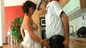 French pussy fuck in HD