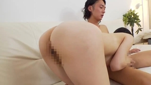 Large boobs japanese in HD