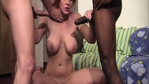 Rough hard slamming in the company of erotic babe