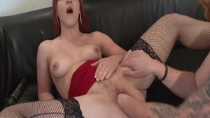 French double penetration HD