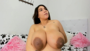 Blowjobs together with pregnant latina supermodel