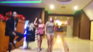 Group sex indonesian wearing high heels