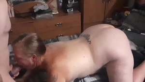 Chubby mature has a taste for fucking HD