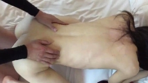 Japanese MILF wishes the best sex in HD