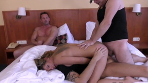 Doggy style at the audition