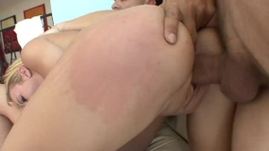 kinky youthful blond Shared By Boyfriend And friend.mp4