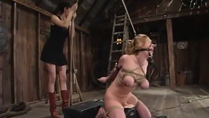 Bisexual Dee Williams BDSM sex video in HD